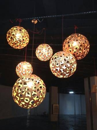 Inspiration about Round Hanging Light With Innovative Circle Pendant Lighting Ideas For Most Current Round Pendant Lights (#13 of 15)