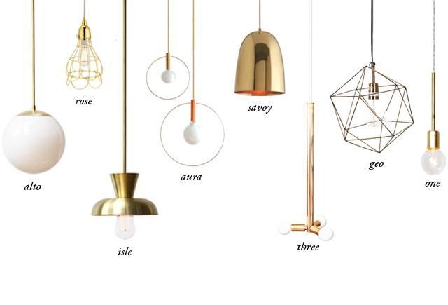 Sarah Sherman Samuel:shopping For Pendant Lights   Sarah Sherman Intended For Newest Studio Pendant Lights (View 4 of 15)