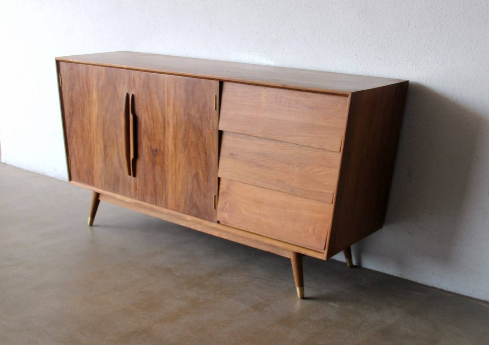 Second Charm Furniture – Mid Century Modern Influence | Bobs Furniture Intended For Mid Century Sideboards (#13 of 15)