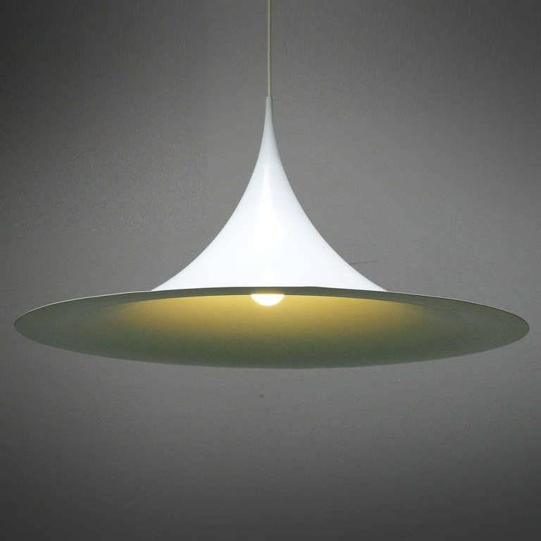 Semi' Hanging Lightfog And Mørup At 1Stdibs Within 2018 Semi Pendant Lamps (#15 of 15)
