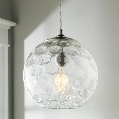 Shop Young House Love Lighting, Shades, & More Throughout 2017 Bubble Pendants (#13 of 15)