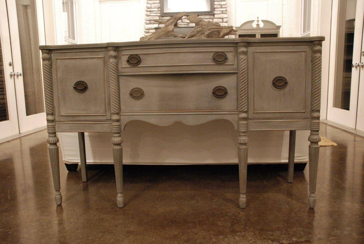Shopping For A Narrow Sideboards And Buffets Throughout Distressed Sideboards (View 14 of 15)