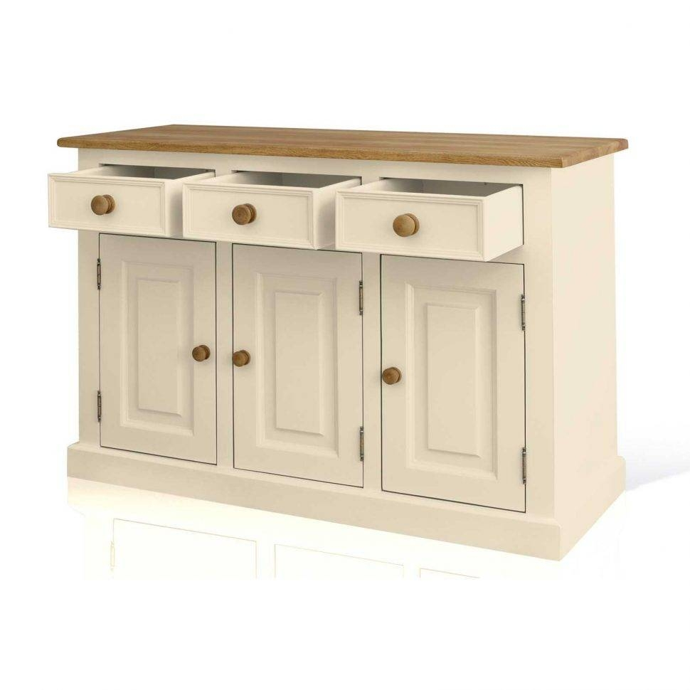 Sideboard : 39 Excellent Cream Sideboard Photo Inspirations Cream With Cream Sideboards (#10 of 15)