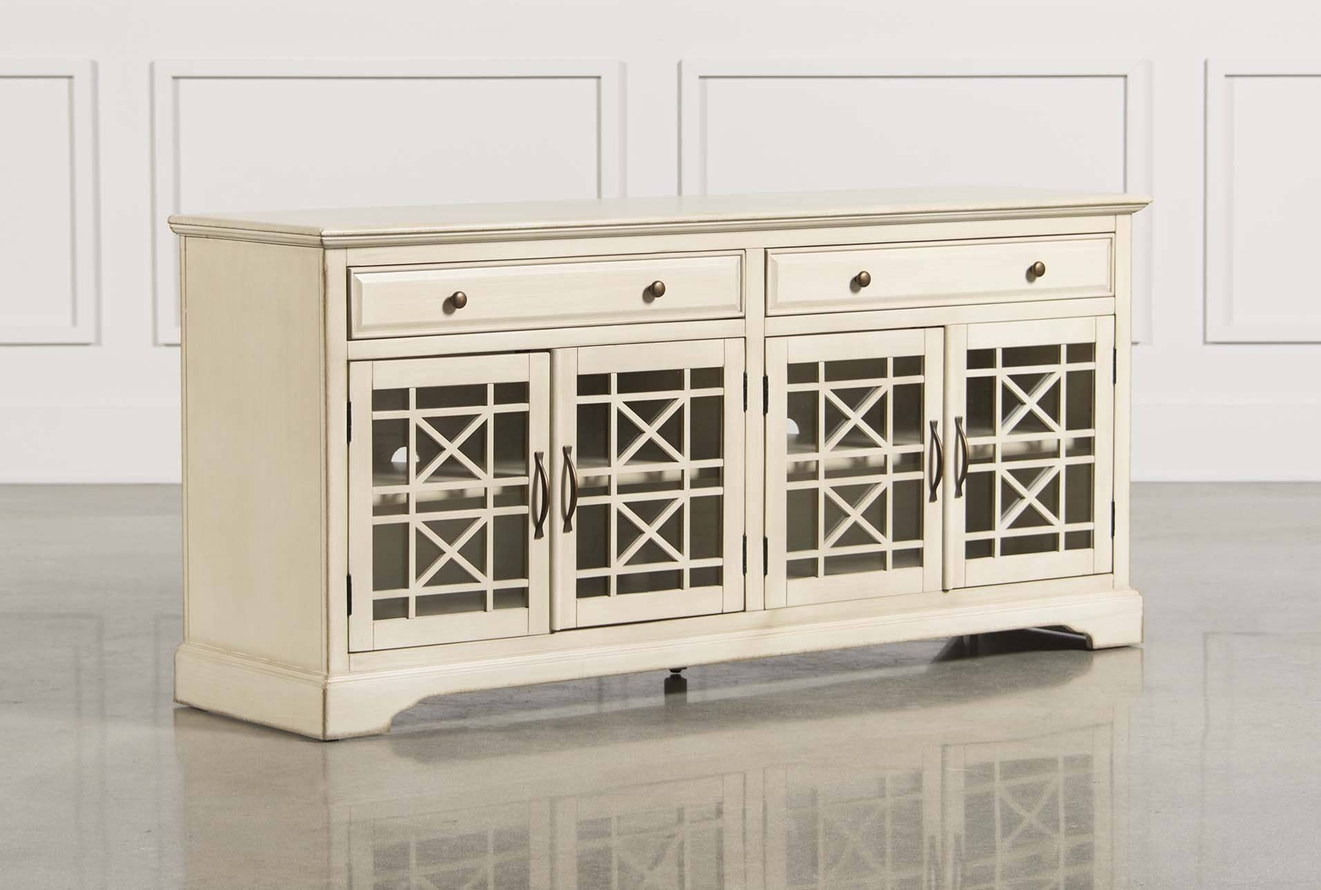 15 Photo of Cream Kitchen Sideboards