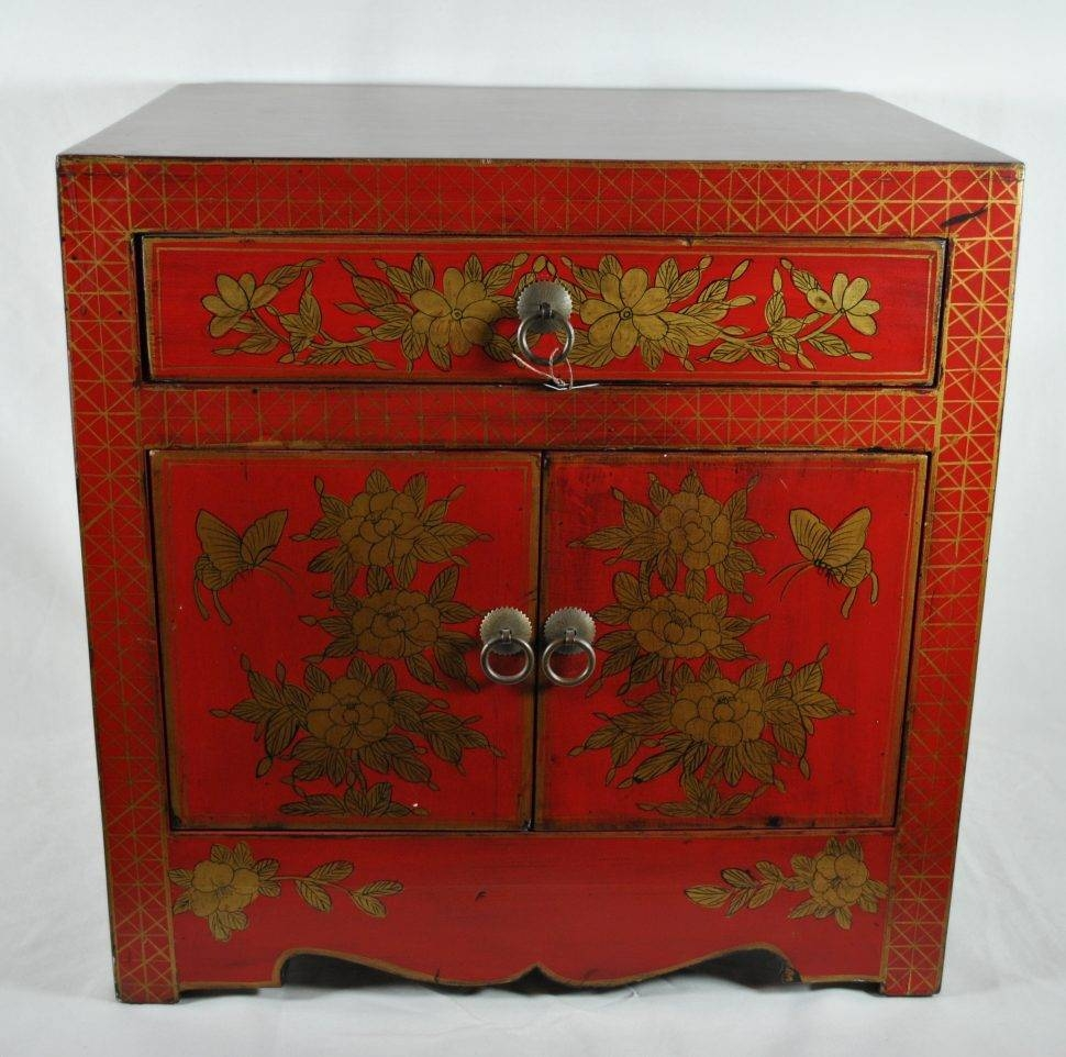 Popular Photo of Asian Sideboards And Buffets