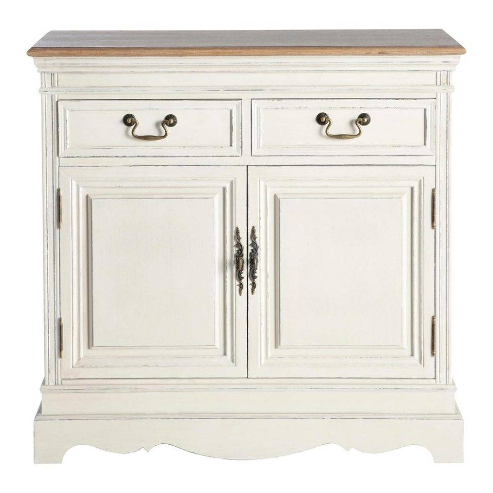 Sideboard : Excellent Cream Sideboard Photo Inspirations In W For Cream Sideboards (#11 of 15)