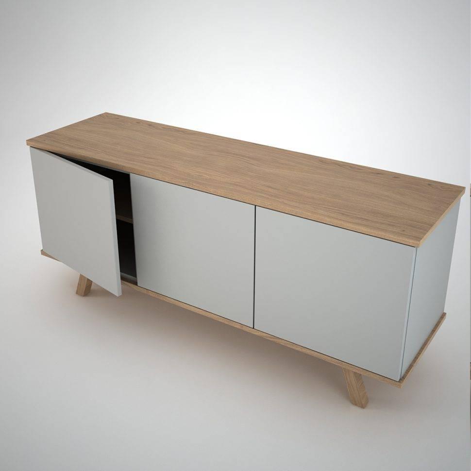 Sideboard : Opus Oak Furniture Small Sideboard Furniture4Yourhome Within Small Modern Sideboards (#11 of 15)