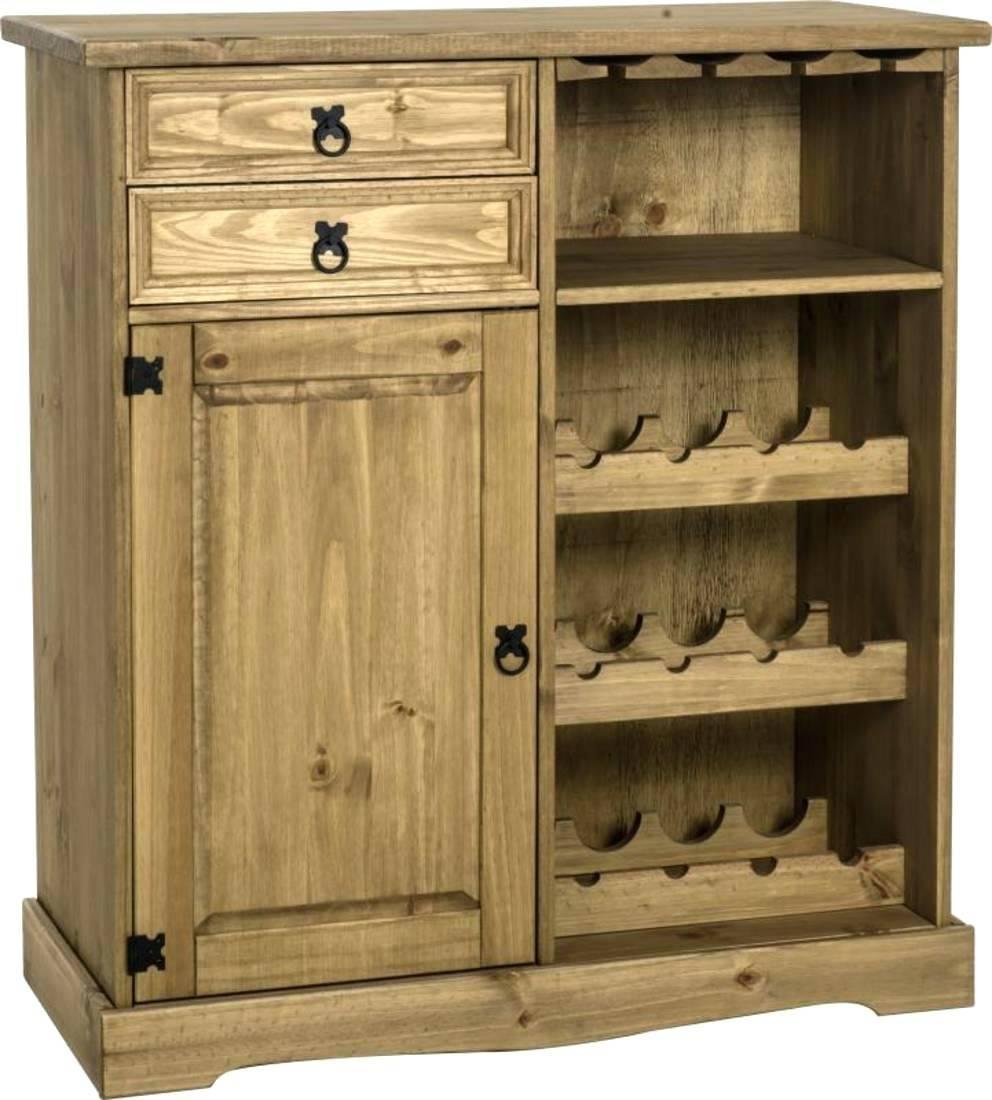 Sideboard Wine Rack Uk Solid Oak Sideboard Wine Rack Sideboard Regarding Oak Sideboards With Wine Rack (#9 of 15)