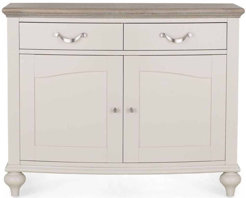 Sideboards And Cabinets | Dark, Pine, Walnut, Oak Wood Sideboard In Grey Sideboards (#9 of 15)