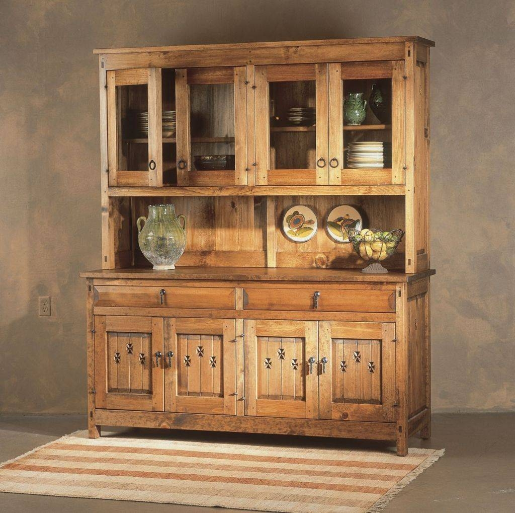 Inspiration about Sideboards. Astonishing Hutch Cabinets: Hutch Cabinets Buffet In Sideboards And Cabinets (#8 of 15)