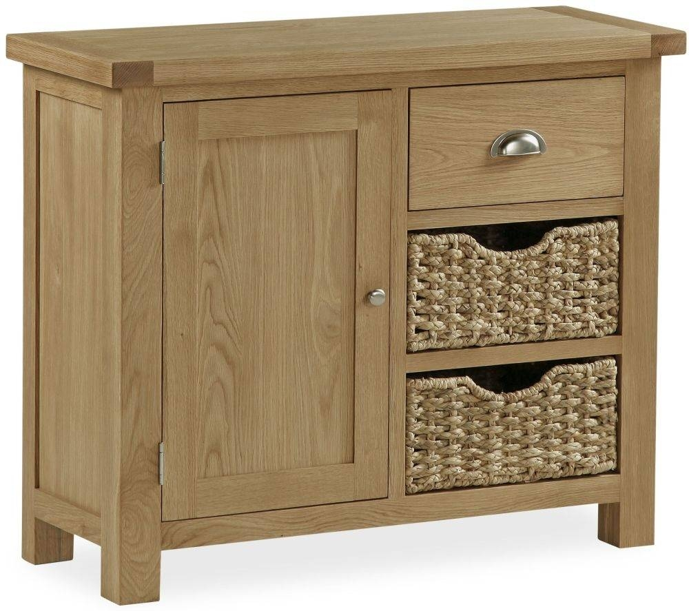 15 collection of small wooden sideboards for Pine sideboard ikea