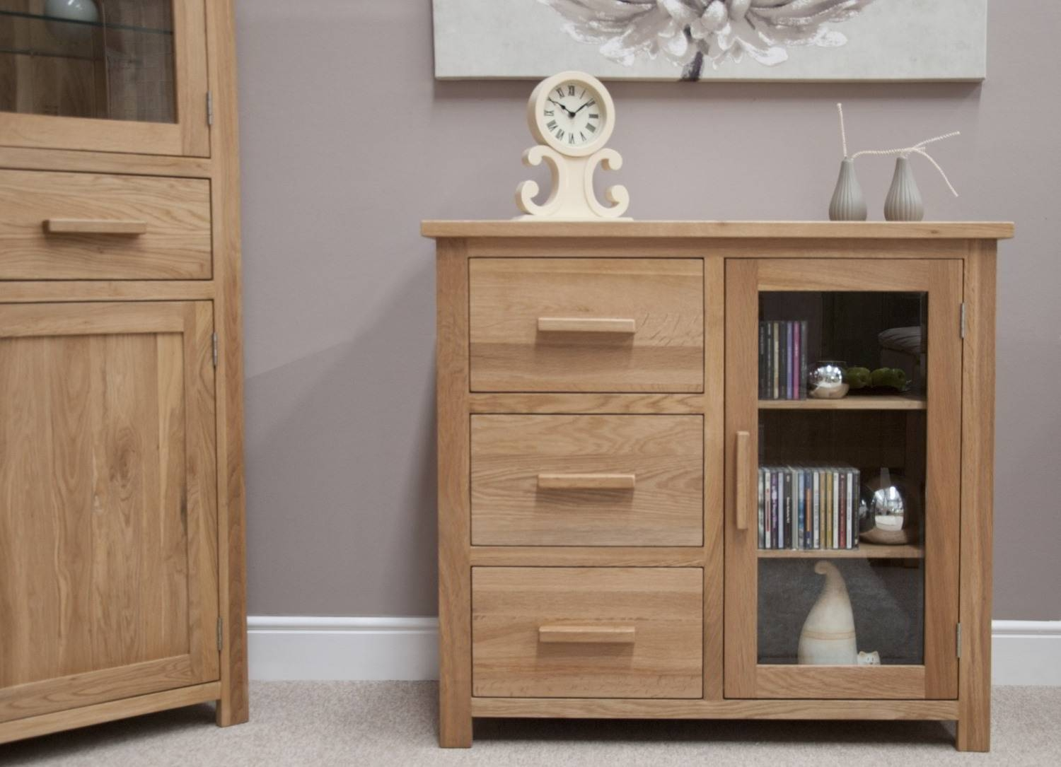 Popular Photo of Small Sideboard Cabinets