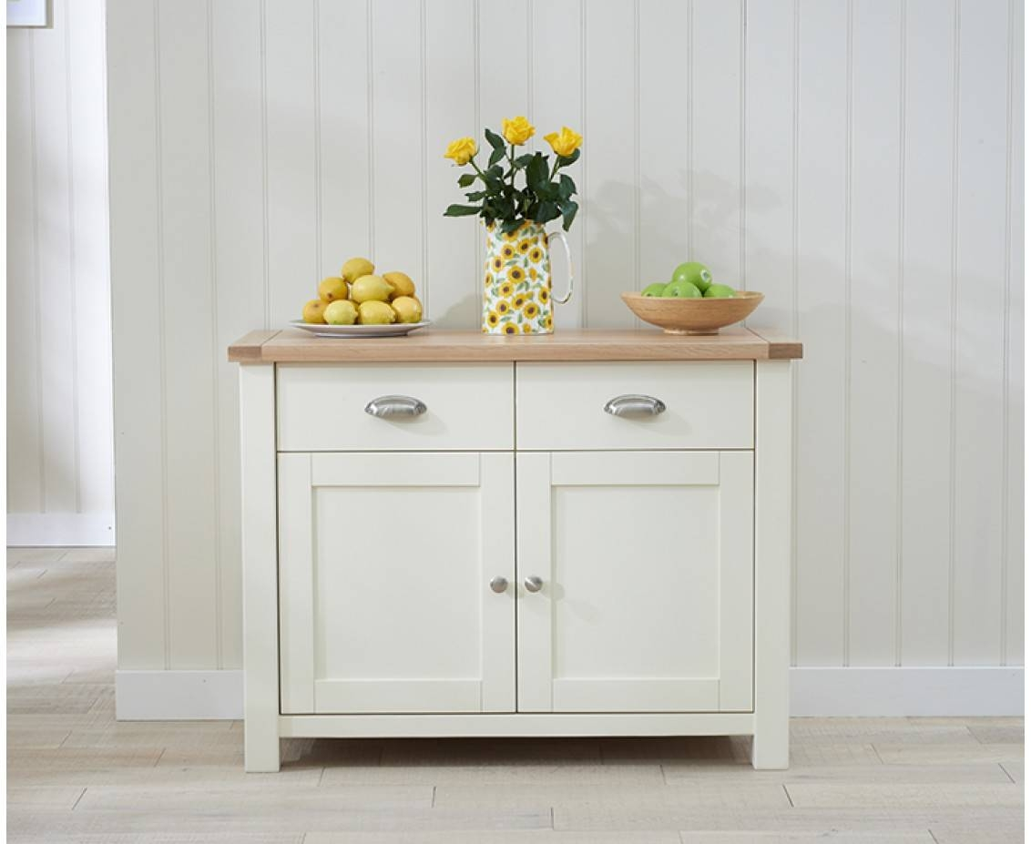 Sideboards | Living Room | Great Furniture Trading Company | The Pertaining To Cream Sideboards (#14 of 15)
