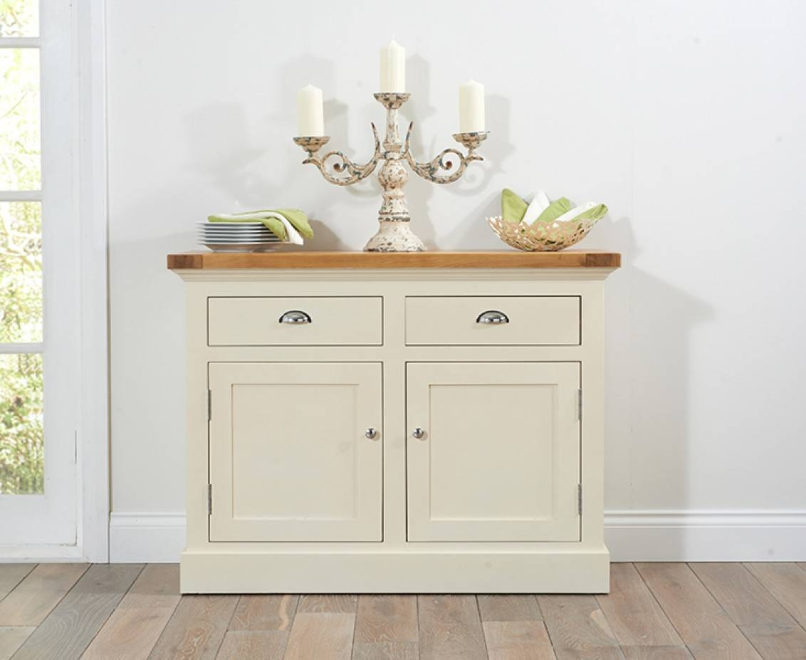Sideboards | Living Room | Great Furniture Trading Company | The Throughout Cream Sideboards (#15 of 15)