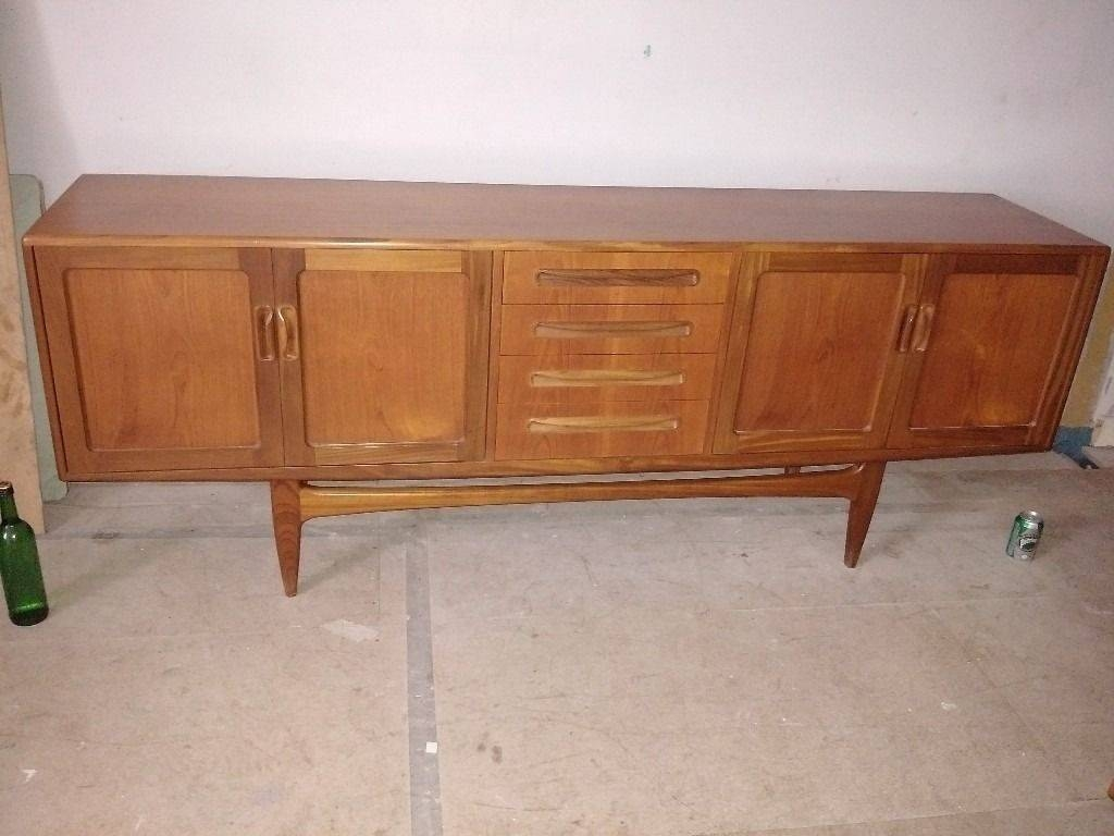 Sideboards: Outstanding 7 Foot Sideboard 8 Foot Buffet Cabinet, 8 In 7 Foot Sideboards (View 12 of 15)