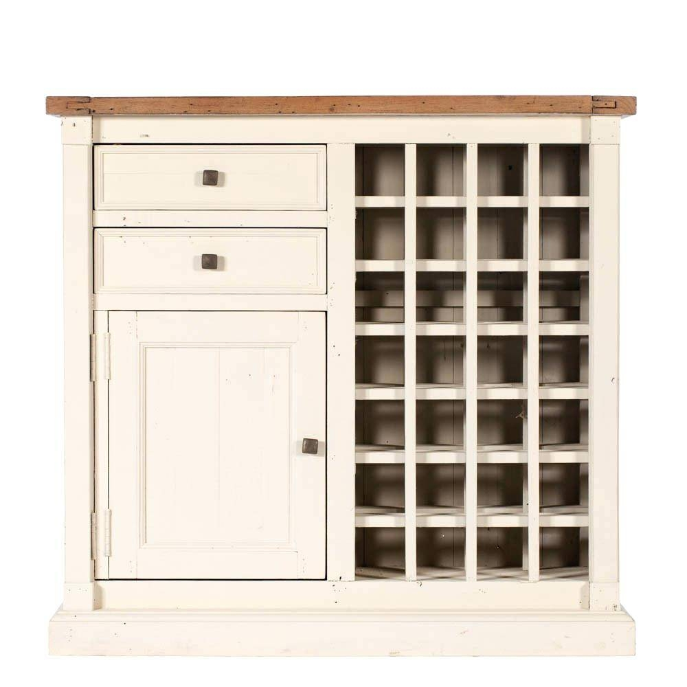 Sideboards With Wine Rack – Excavatingsolutions With Regard To White Sideboards With Wine Rack (#7 of 15)