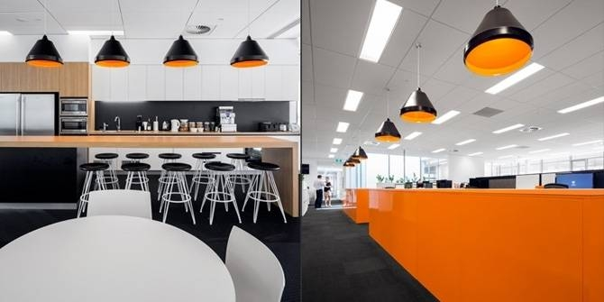 Attirant Simple 30+ Office Pendant Lighting Design Inspiration Of Office Intended  For Most Current Office Pendant