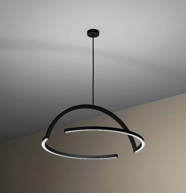 15 best ideas of modern led pendant lights simple and modern pendant lamp in 2d form 2d led pendant home regarding most aloadofball Image collections
