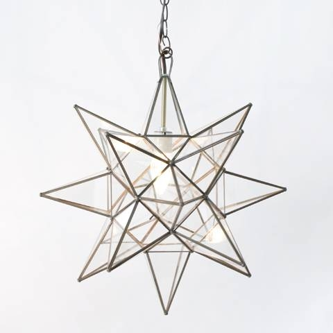 Star Pendant Light – Jeffreypeak With Regard To Best And Newest Star Pendant Lights (#13 of 15)