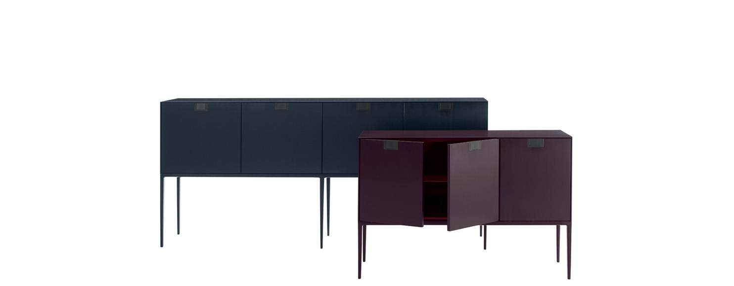 Storage Unit Alcor Sideboards  Maxalto – Designantonio Citterio Throughout Sideboards Units (#12 of 15)