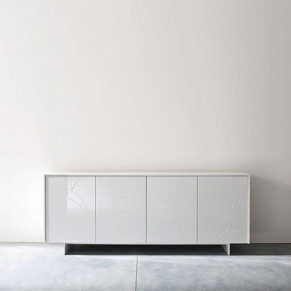 Style : Impressive White Modern Sideboard Fancybox Modern White Intended For Modern White Sideboards (View 14 of 15)