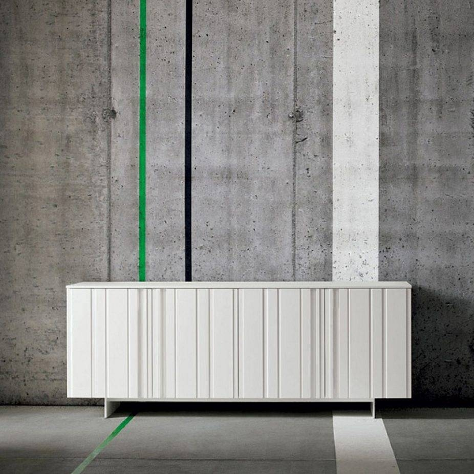 Style : Superb Modern White High Gloss Sideboards Modern Sideboard Throughout White Contemporary Sideboards (#13 of 15)