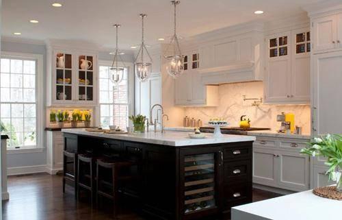 Stylish Glass Pendant Kitchen Lights Clear Glass Pendant Lights In 2017 Kitchen Pendant Lights (#14 of 15)