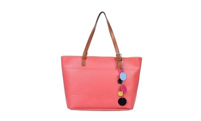 Inspiration about Sweet Elegent Totes Chain Pendants Hobo Shoulder Bag | Groupon Inside Latest Hobo Pendants (#8 of 15)