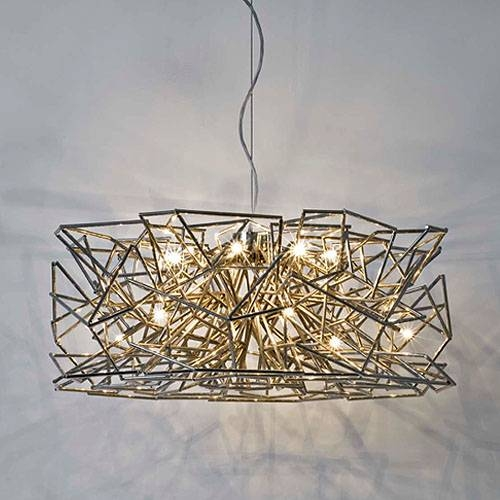 Terzani Etoile Modern Chandeliercristian Lava | Stardust Throughout Most Recently Released Ultra Modern Pendant Lights (View 14 of 15)