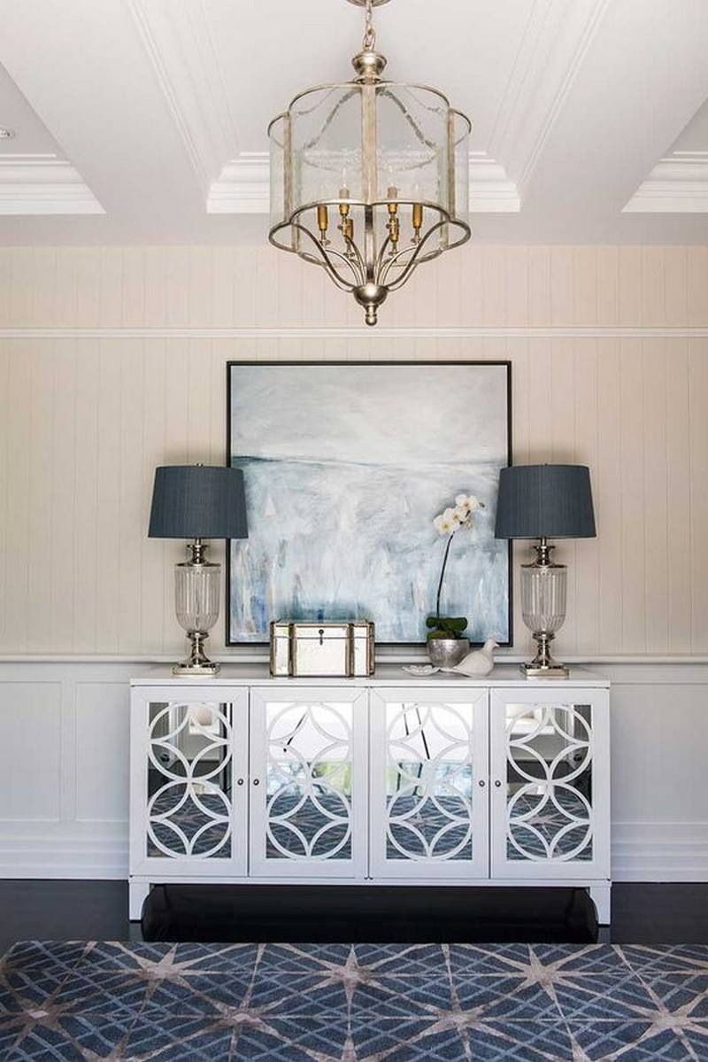 The Best Mirrored Buffets And Sideboards On Pinterest Throughout White Mirrored Sideboards (#14 of 15)
