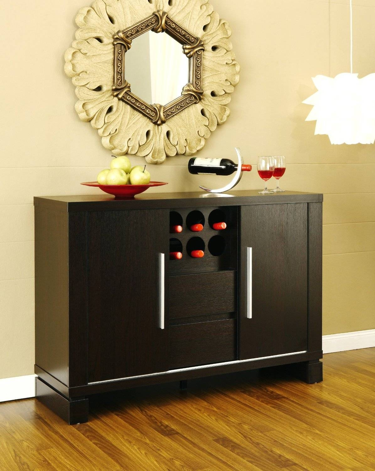 The Difference Among Sideboard, Buffet, Credenza, And Server Pertaining To Stylish Kitchen Sideboards And Buffets (View 9 of 15)