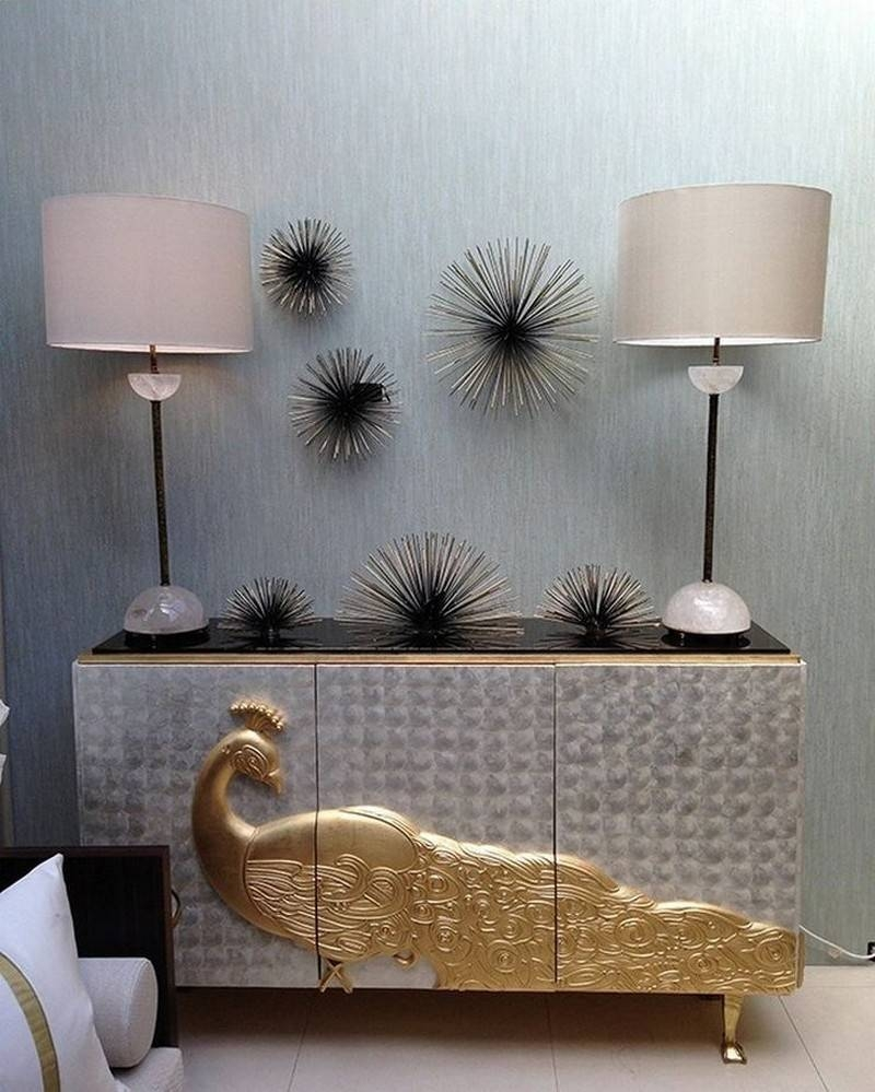 Inspiration about The Perfect Table Lamps For Buffets And Sideboards Inside Sideboards With Lamps (#13 of 15)