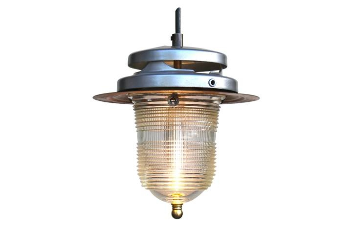 The Runway Light Pendant Collectionrailroadware » Retail In Most Recently Released Fresnel Lens Pendant Lights (#13 of 15)
