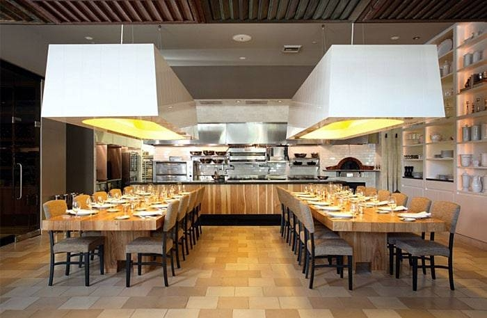 Inspiration about The Selzim Restaurant Huge Pendant Lighting   Id Lights Pertaining To Recent Huge Pendant Lights (#14 of 15)