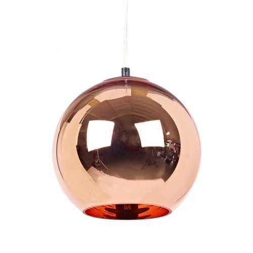 Tom Dixon Copper Shade Pendant Light | Ylighting For Most Recently Released Tom Dixon Copper Shade Pendants (#13 of 15)
