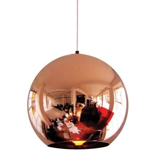 Tom Dixon Copper Shade Pendant Light | Ylighting With Best And Newest Copper Pendant Lights (View 9 of 15)