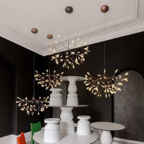Top 10 Led Pendants + Chandeliers | Design Necessities Lighting Inside Newest Moooi Pendants (View 7 of 15)