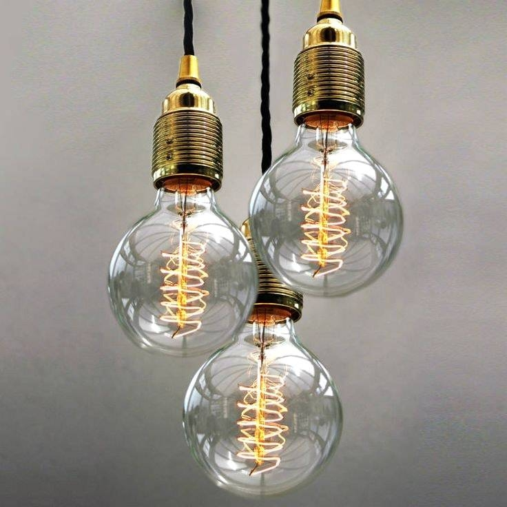 Top Multiple Bulb Pendant Light Ideas   Home Lighting – Fixtures With Regard To Recent Multiple Bulb Pendant Lights (View 14 of 15)
