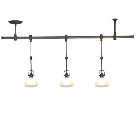 Track Pendant Lights – Runsafe Within Halo Track Pendant Lights (View 4 of 15)