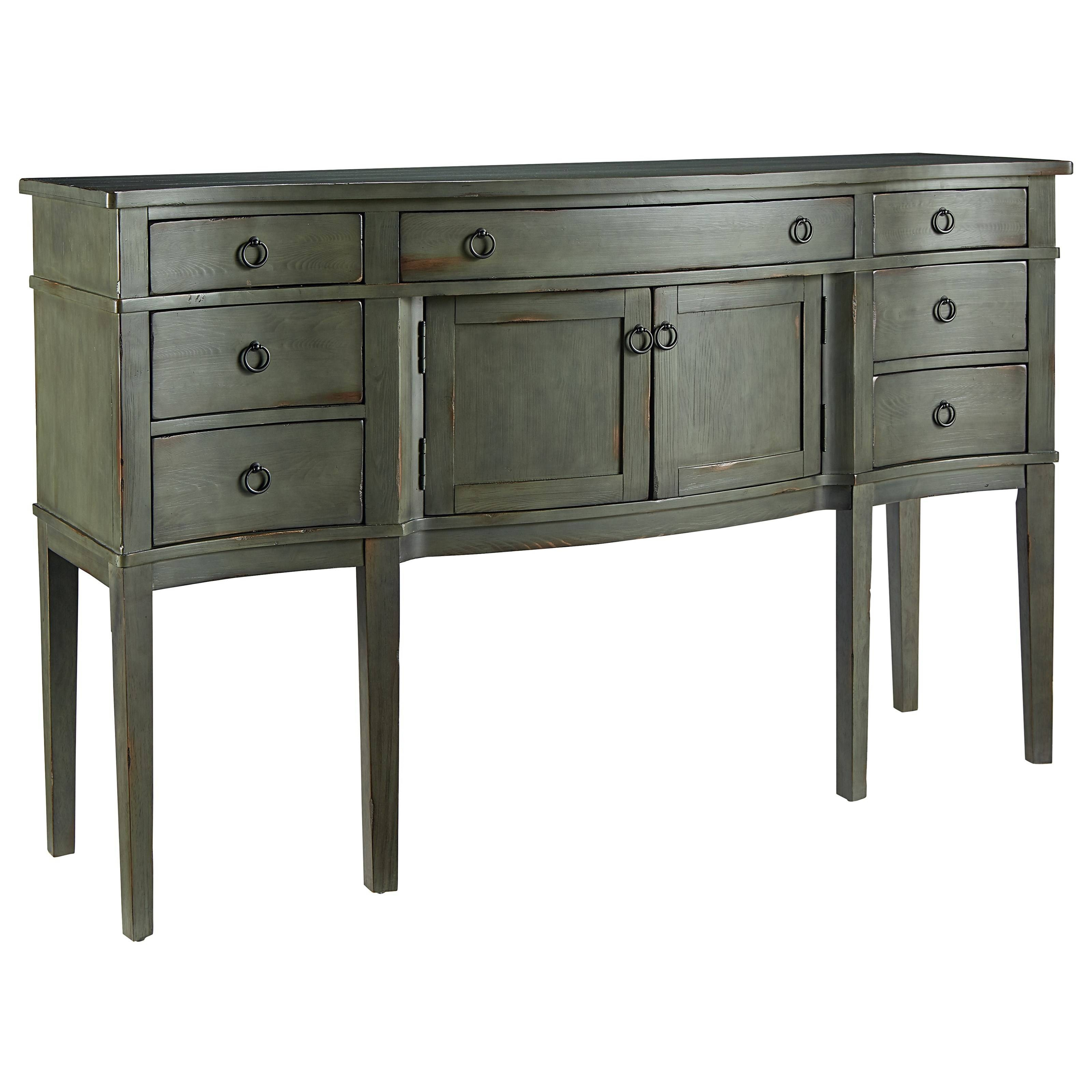 Traditional Sheraton Sideboardmagnolia Homejoanna Gaines Pertaining To Traditional Sideboards (View 1 of 15)