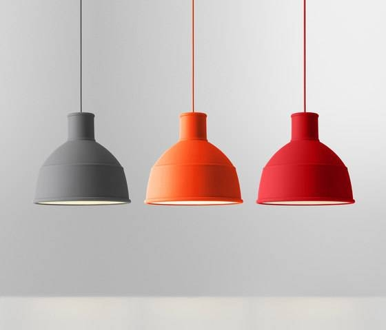 Inspiration about Unfold Pendant Lamp – General Lighting From Muuto | Architonic Inside 2018 Muuto Unfold Pendants (#5 of 15)