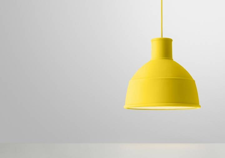 Inspiration about Unfold Pendant Lampform Us With Love For Muuto » Retail Design With Newest Unfold Pendants (#15 of 15)