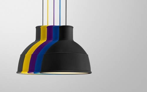 Inspiration about Unfold Pendant Light | Graham & Co. | Graham & Co. Inside Most Popular Rubber Pendant Lights (#1 of 15)