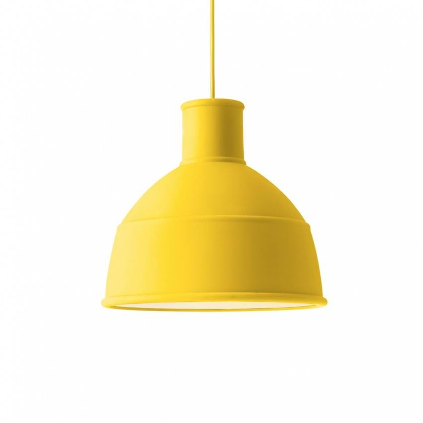 Inspiration about Unfold Pendant Light Yellow Clearance Inside Recent Muuto Unfold Pendant Lights (#11 of 15)