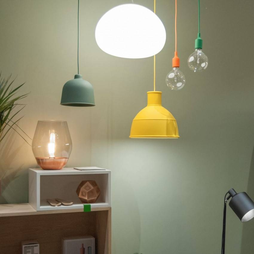 Inspiration about Unfold Pendant Light Yellow Clearance Within Newest Unfold Pendant Lights (#1 of 15)