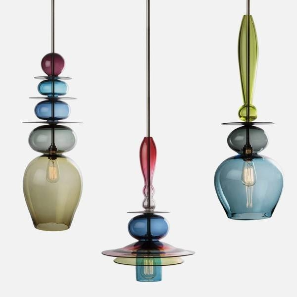 Unique Lamp Design | Home, Building, Furniture And Interior Design Pertaining To Most Popular Unusual Pendant Lighting (#11 of 15)