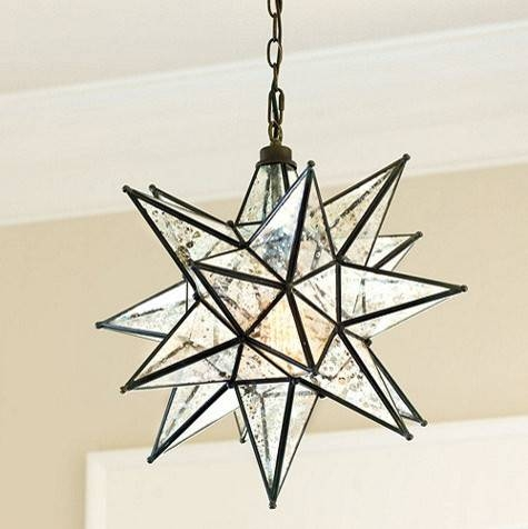 Unique Star Pendant Light Moravian Star Pendant Light Fixture Soul Throughout Most Up To Date Star Pendant Lights (#15 of 15)