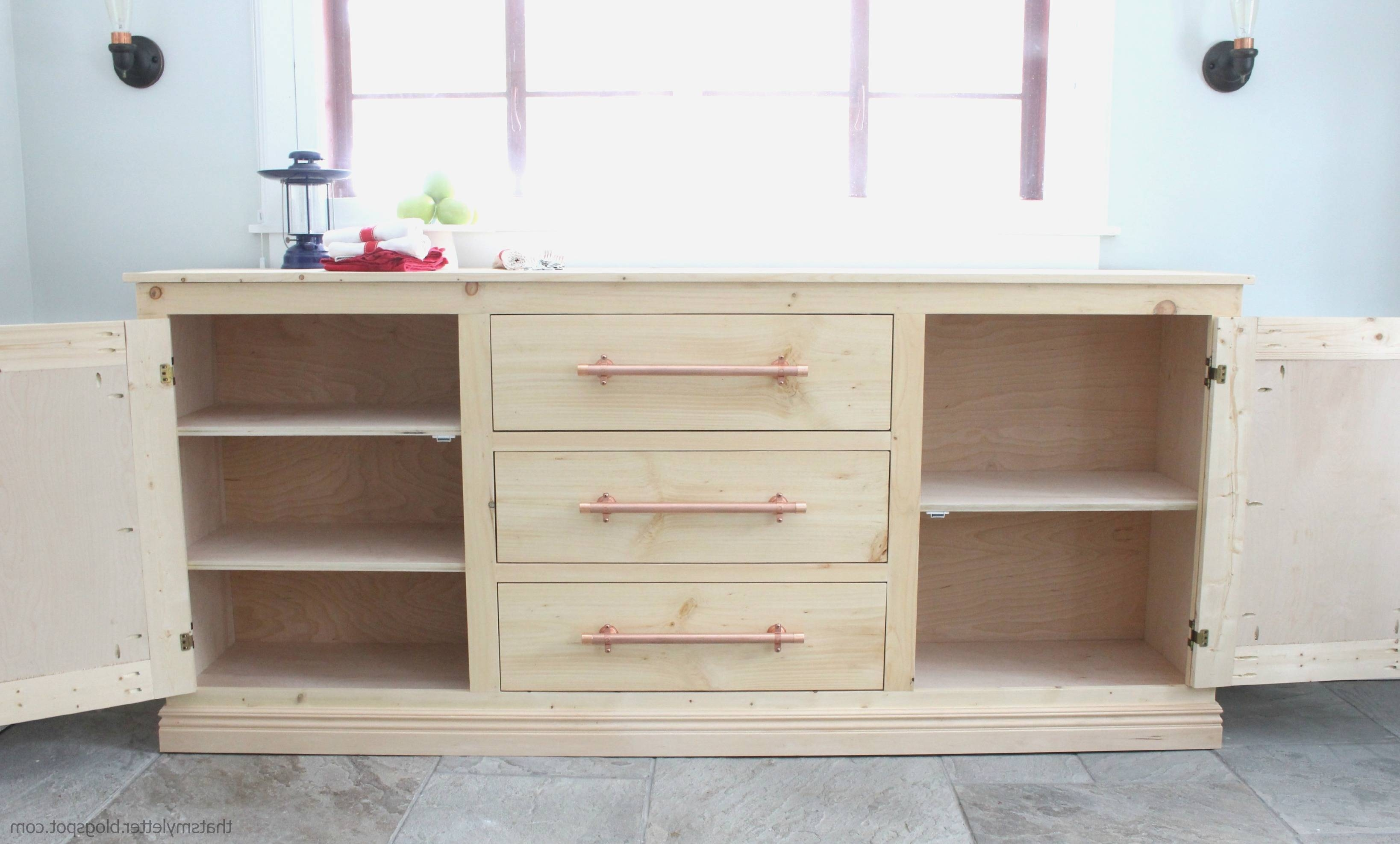 Used Sideboards And Buffets | Rembun (#15 of 15)