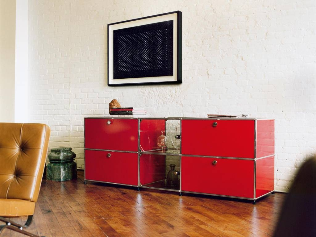 Usm Haller Sideboard – Sideboards From Usm | Architonic Inside Usm Haller Sideboards (View 2 of 15)