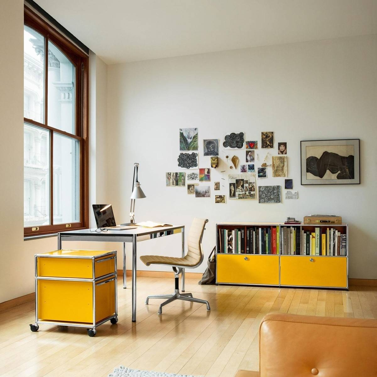Inspiration about Usm Sideboard With 2 Drawers | Usm Haller | Ambientedirect With Regard To Usm Haller Sideboards (#11 of 15)